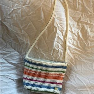 The Sac purse pastel colors
